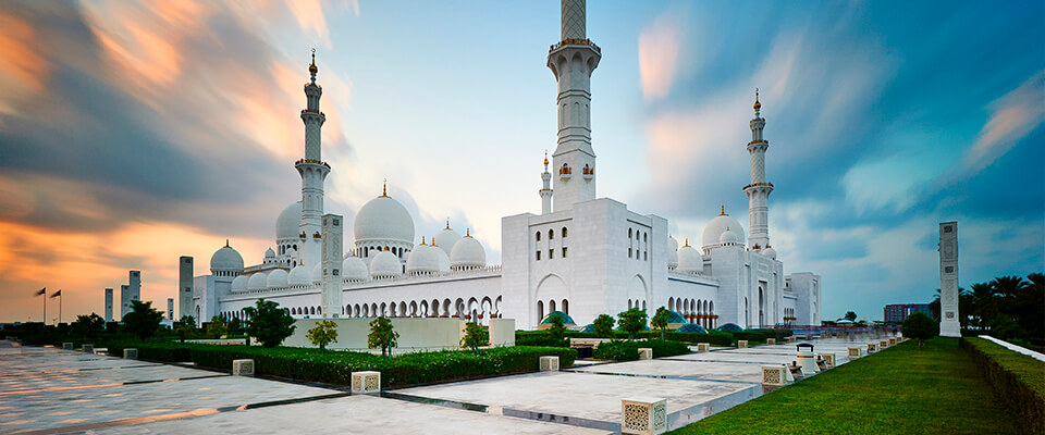 Sheikh Zayed Grand Mosque Photography Book