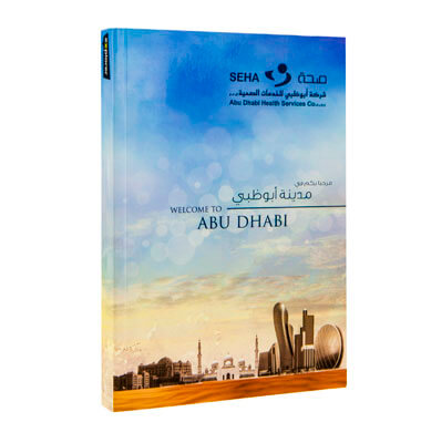 Abu Dhabi Health Services customised residents' guide